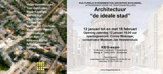 expositie de ideale stad